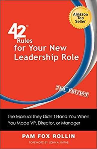 42 Rules For Your Next Leadership Role