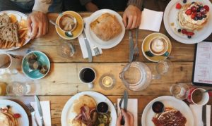 Food: The Secret Barrier to Organizational Resilience