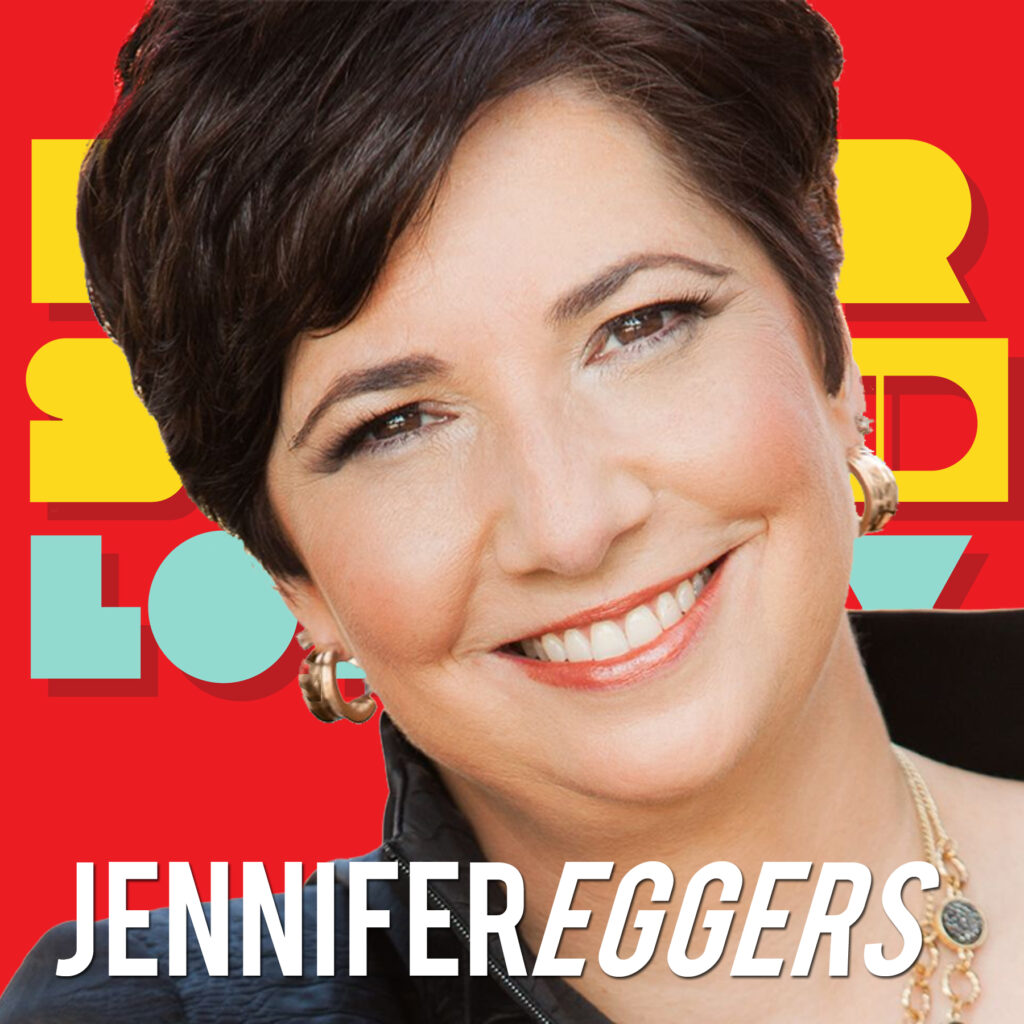 Jennifer Eggers: The Resilience Framework, It's NOT About Bouncing Back on the Dov Baron podcast